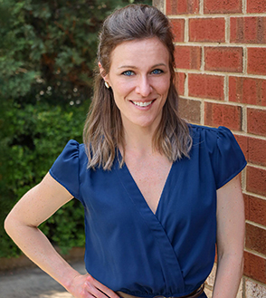 Team member Meghan Channon, Marketing Manager at Technical Resource Solutions
