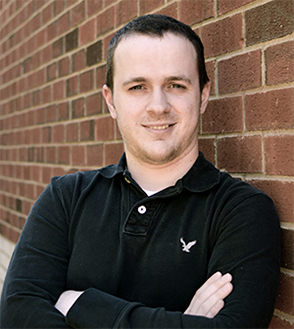 Team member Joe Hogg, technology specialist at Technical Resources Solutions