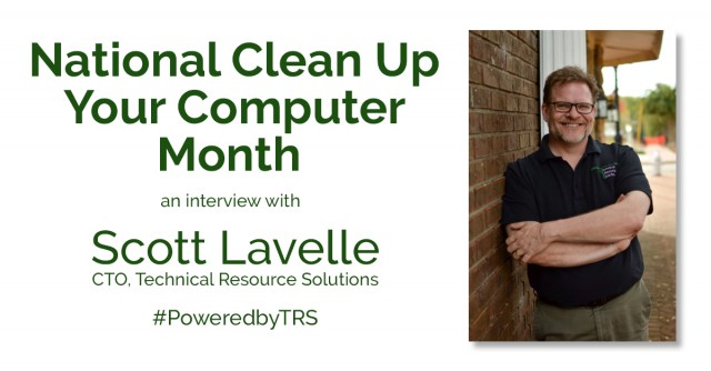 Scott Lavelle, CTO of TechnicalRS discusses